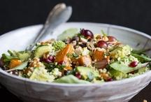 Food ~ Soups & Salads
