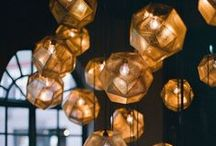 I Love Lamp / Yes, I have an entire pinboard devoted to my appreciation for intriguing and unique lighting designs.  / by Liz Boeman