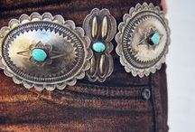 Western fashion I'd so wear! / Oh I love fashion~ Aztec, lace, western chic, and unique boots.... LOVE me some western clothes!!! / by Born In The Barn