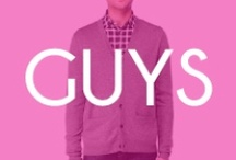 GUYS / by Sharon Beesley