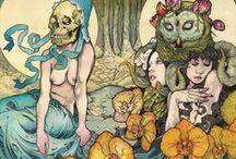 some art I like / by Tonya Faye Dickie
