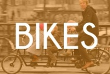 BIKES / by Sharon Beesley