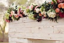 Floral Design Ideas / by Mandy Hess