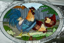 ~~ Stained Glass ~~ / by Terri Bleakney