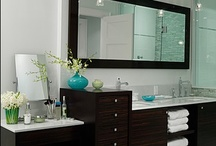 Bathrooms / Ideas to make your bathroom a place to relax in luxury