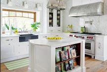 Kitchens / Use these ideas to make your kitchen the talk of the neighborhood! www.hubbellhomes.com