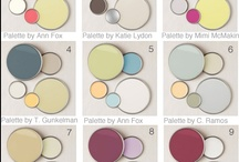 Paint & Color / The latest trends in adding color to your home www.hubbellhomes.com