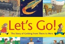 """On the Go-Transportation and Maps / Picture Books and activities for Storytime. See also board for Safety. With a nod to my brother, Jim, who loves his bikes! """"The wheels on the bike go round and round..."""" / by Jane McManus"""
