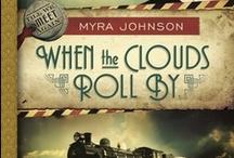 """Till We Meet Again"" / My 3-book historical romance series from Abingdon Press."