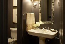 Basement Bathroom Ideas / So many great ideas - how can I pick just one?!?!?