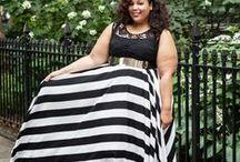 Curvy Fashionista / Plus size/ full figured fashion / by Torreka J.