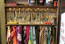 Closet party!!! / Organization tips and ideas for a massive dosage of clothing and accessories