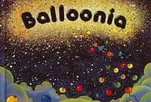 "Balloons / Picture Books and activities for Storytime. Please be mindful about latex allergies. ""Here I have a new balloon, watch me while I blow..."" / by Jane McManus"