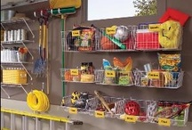 Glorious Garages / Organization and ideas for your dream garage