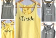For the Bridesmaids (Maid of Honor) / by Maxine Corina