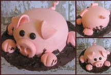 Amazing Cakes-Animal Themed / by Amie Lee-Power-Boggeman