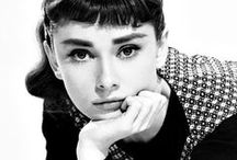 Audrey Hepburn / by Anna du Toit