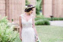 BLUSHING BRIDE / A collection of beautiful brides - inspiration for my beauties