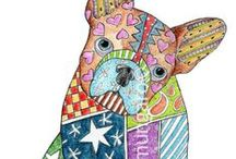 DiaNoche Designs Pet Beds / Celebrate and cherish your pets everyday by giving them the best- they deserve it!