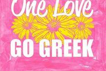 Go Greek / All things Greek Life and Sororities.