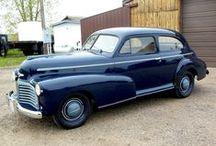 1942 Chevrolet 2 Door Town Sedan Master Deluxe - LeBaron Bonney Company / 1942 Chevrolet 2 Door Town Sedan Master Deluxe - Customer Installation - 009 - LeBaron Bonney Company