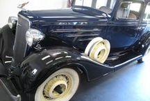 1934 Chevrolet Master Sedan - LeBaron Bonney Company / 1934 Chevrolet Master Sedan - Customer Installation - 002 - LeBaron Bonney Company