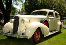1936 Cadillac 4-Door 60 Series Touring Sedan - LeBaron Bonney Company / 1936 Cadillac 4-Door 60 Series Touring Sedan - Customer Installation - 007 - LeBaron Bonney Company