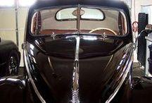 1940 Ford 5 Window Coupe - LeBaron Bonney Company / 1940 Ford 5 Window Coupe - Customer Installation - 004 - LeBaron Bonney Company