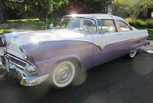 1955 Ford Fairlane Crown Victoria - LeBaron Bonney Company / 1955 Ford Fairlane Crown Victoria - Customer Installation - 006 - LeBaron Bonney Company