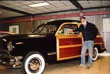 1950 Ford Woodie - LeBaron Bonney Company / 1950 Ford Woodie - Customer Installation - 010 - LeBaron Bonney Company
