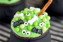 Halloween Eats and Treats