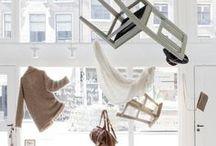 Window display / Visual merchandising inspiration board