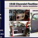 1948 Chevrolet Fleetline Aerosedan - LeBaron Bonney Company