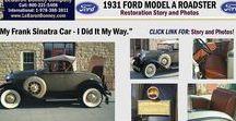 1931 Ford Model A Roadster - LeBaron Bonney Company / 1931 Ford Model A Roadster - Restoration Story and Photos - 020 - LeBaron Bonney Company