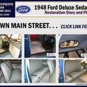 1948 Ford Deluxe Sedan Coupe - LeBaron Bonney Company / 1948 Ford Deluxe Sedan Coupe - Restoration Story and Photos - 022 - LeBaron Bonney Company
