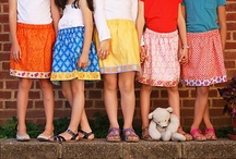 Skirt Tutorials / Always getting ready for Skirt Weeks! crafterhoursblog.com / by Susan Yates
