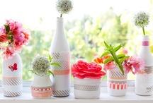 Inspiration - DIY crafts / by Jenna Burger