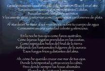 Poesía / by Juan Carlos Barrueco