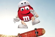 M&M Just for Fun: / M&M is the.....Happy Food, great for toilet training at toddler.. / by Connie Jean Klein