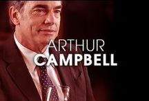Arthur Campbell /   / by Covert Affairs
