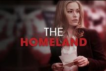 The Homeland / Landmarks and local institutions in Washington DC, Annie's home base. / by Covert Affairs