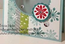 Stampin' Up! / A place for all my favorite cards that inspire my craft. / by Tricia Hicks