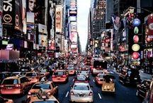New York, My Love. / by Brittany Adam