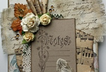 Scrapbooking...paper projects...mixed medium / by Vicki Love