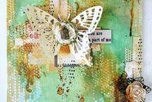 Mixed Media / by Vicki Love