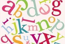 Homeschool/Crafts: Alphabet