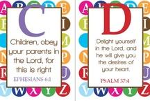 Bible Study/Crafts/Homeschool