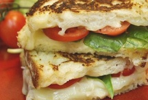 Recipes: Sandwiches, Burgers & Lunches