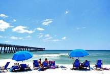 Navarre Beach / Plan a memorable vacation to Navarre Beach and explore miles of soft, white sandy beaches along the Emerald Coast. Navarre Beach is the perfect spot for a peaceful getaway.