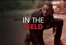 In the Field / by Covert Affairs